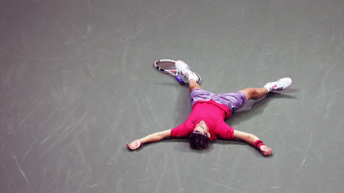 Dominic Thiem - winner of the US Open 2020