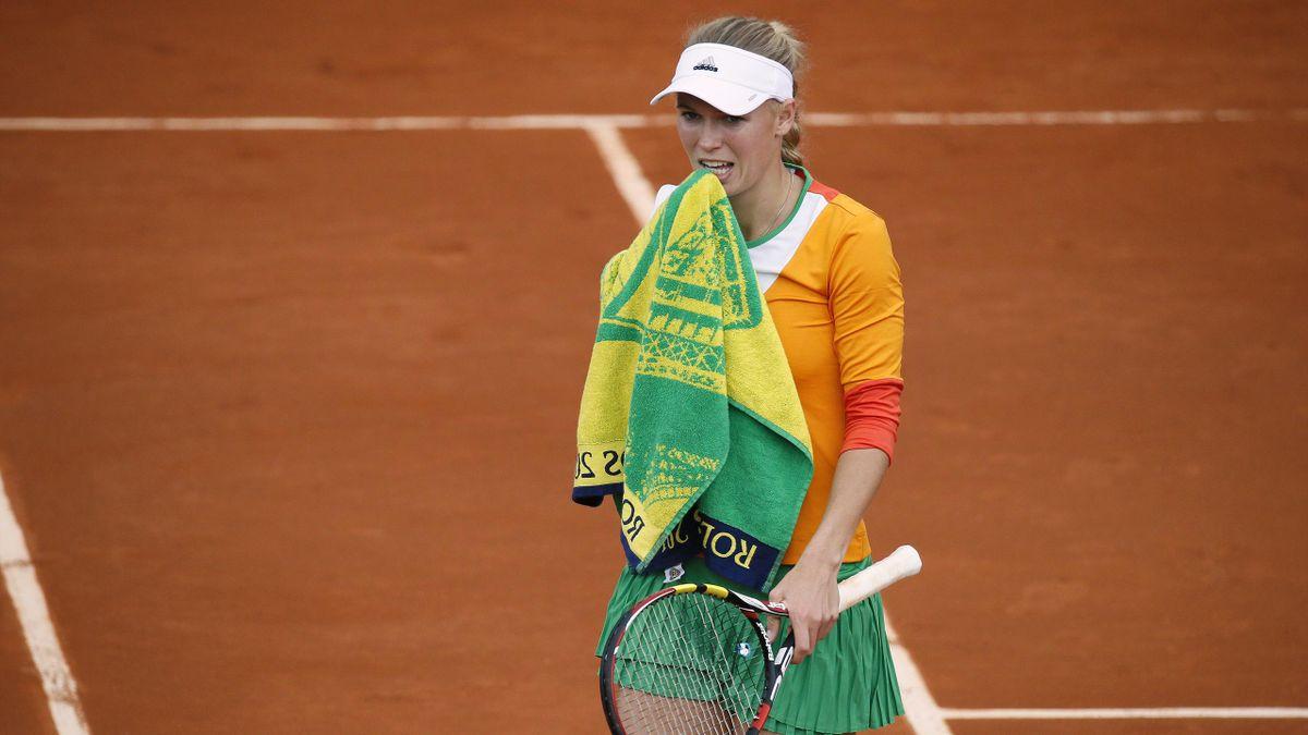 Caroline Wozniacki (AFP)