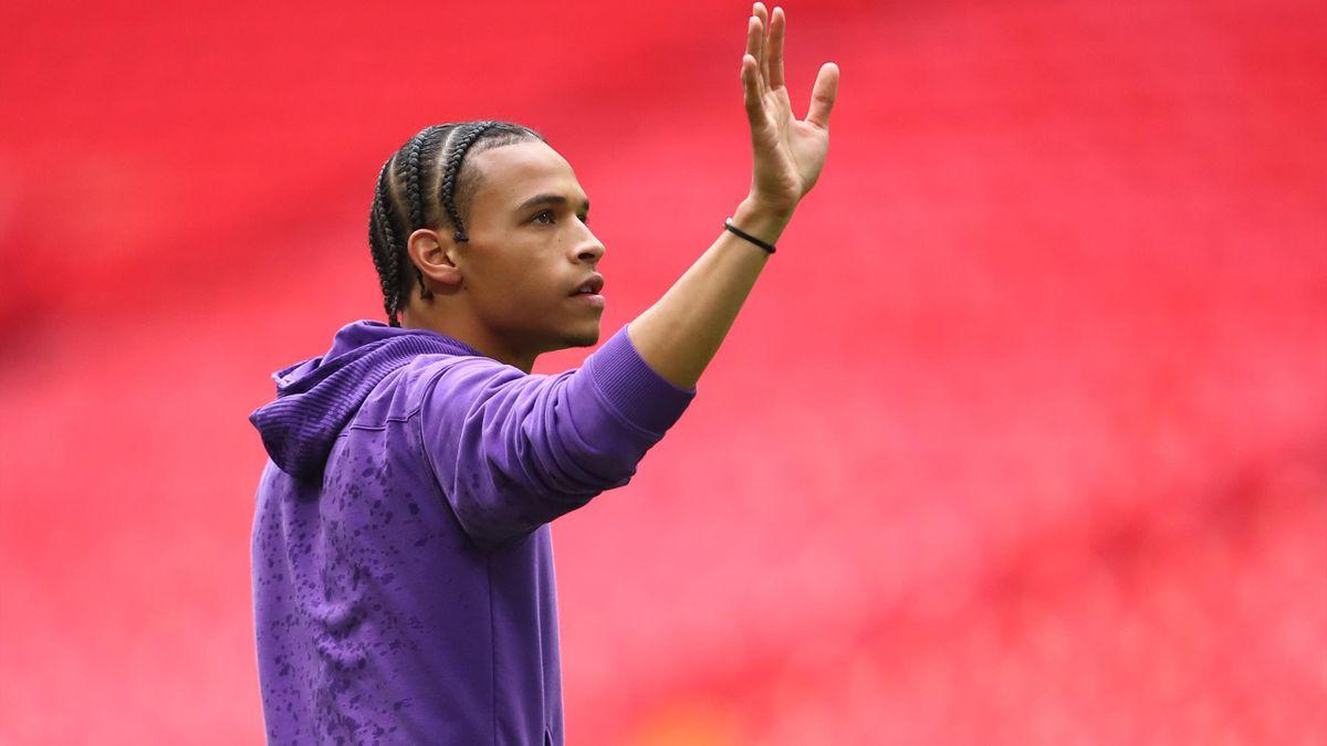 Leroy Sané könnte zum FC Bayern wechseln