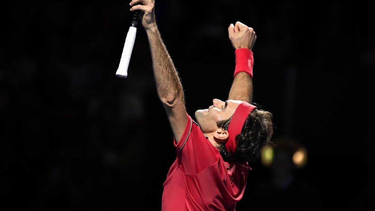 Roger Federer (ATP 500 Basilea 2019)