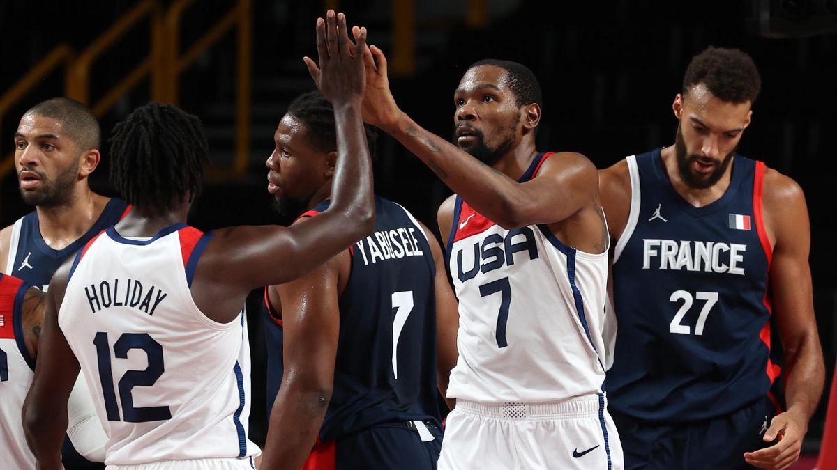 Baloncesto (H) | Francia-EE. UU (final): Prohibido dudar del 'Dream Team' (82-87)
