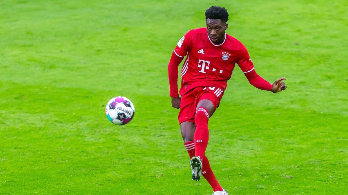Alphonso Davies - FC Bayern München
