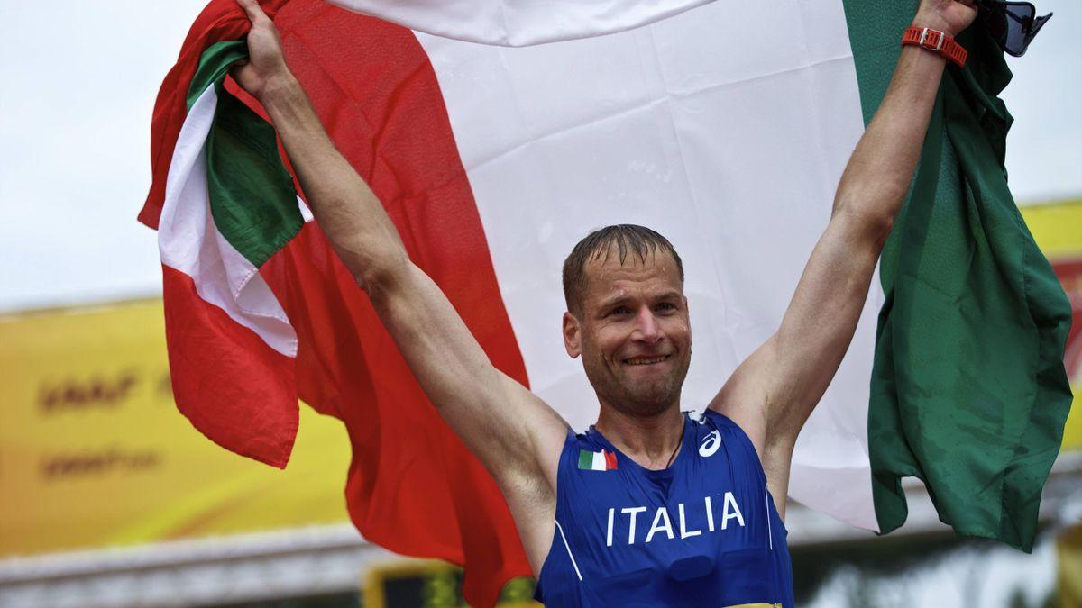 Alex Schwazer - 2016 World Race Walking Team Championships - Imago