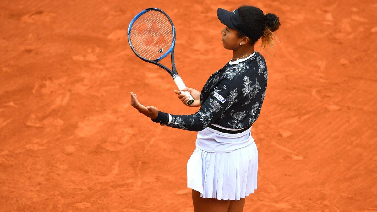 Naomi Osaka al primo turno del Roland Garros contro Schmiedlova