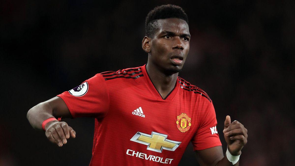 PPaul Pogba (Manchester United) - Premier League 2018-2019