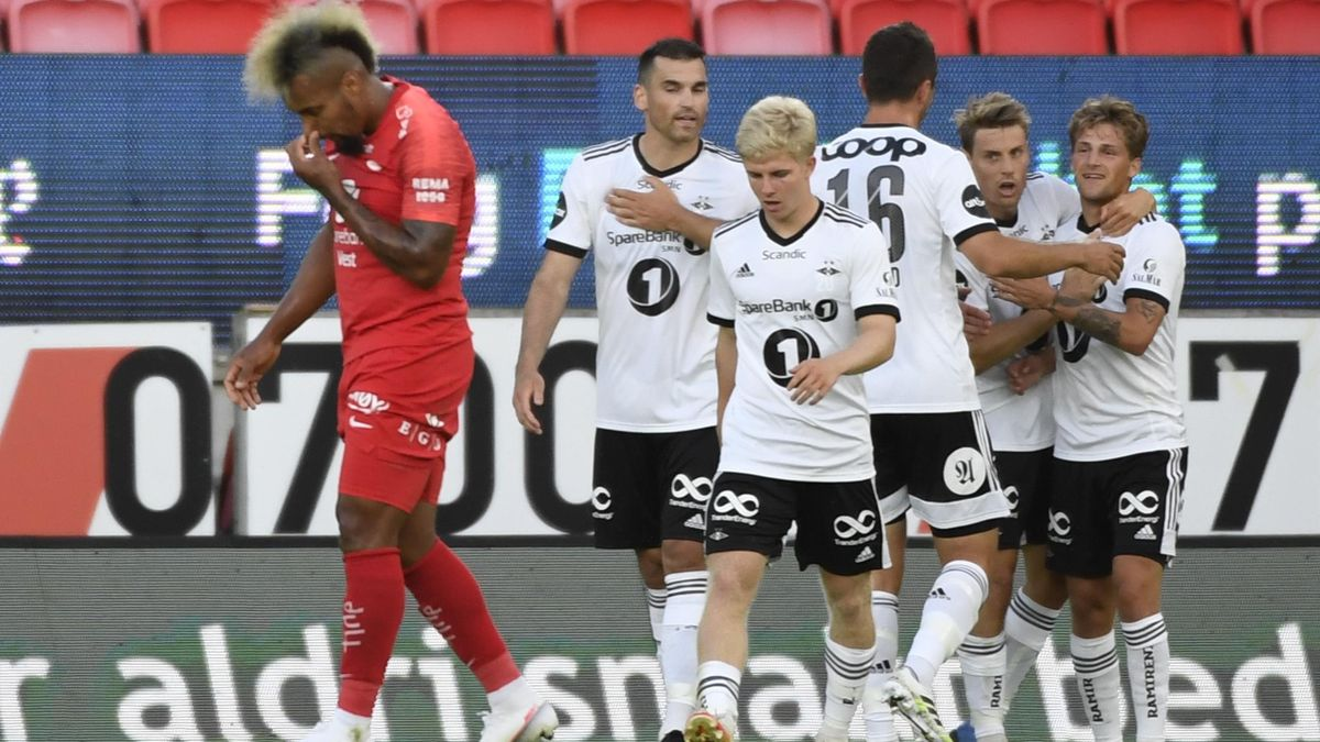 Seerrekord da Rosenborg slo Brann