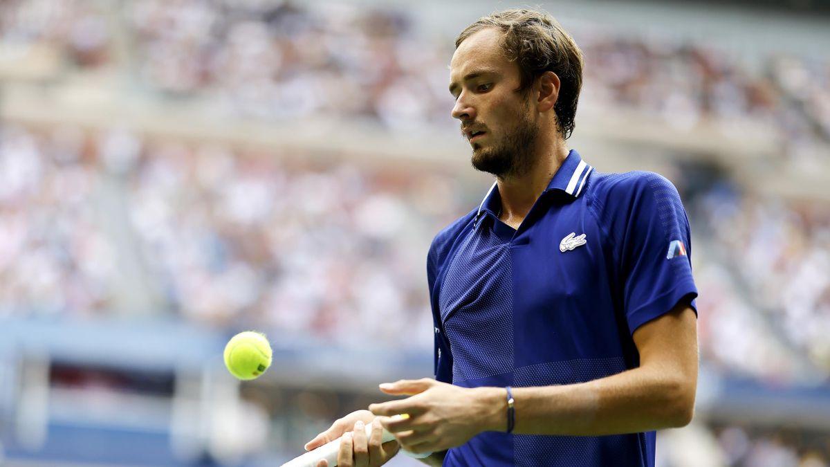 US Open 2021 : Daniil Medvedev.
