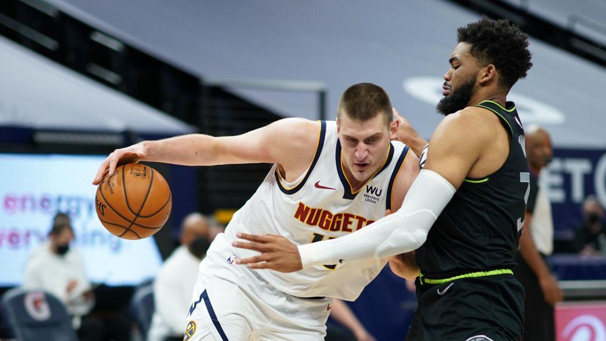 Nikola Jokic (Denver Nuggets)