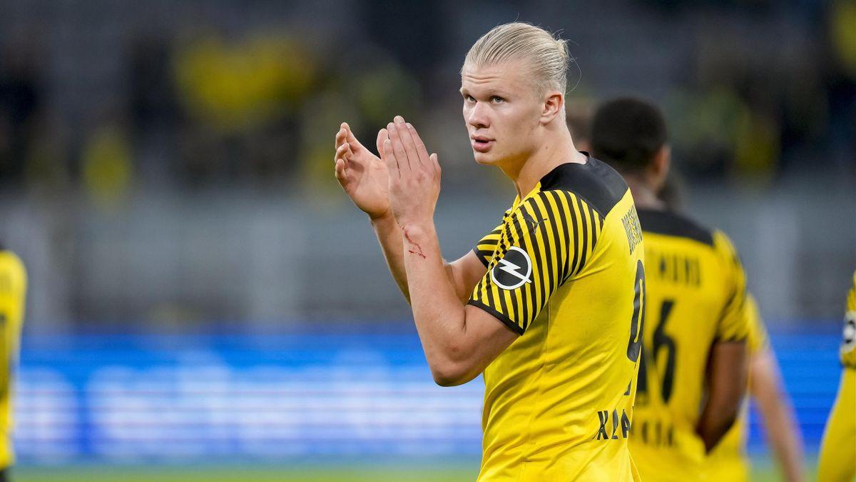 Erling Haaland steht vor Rückkehr gegen den FSV Mainz 05