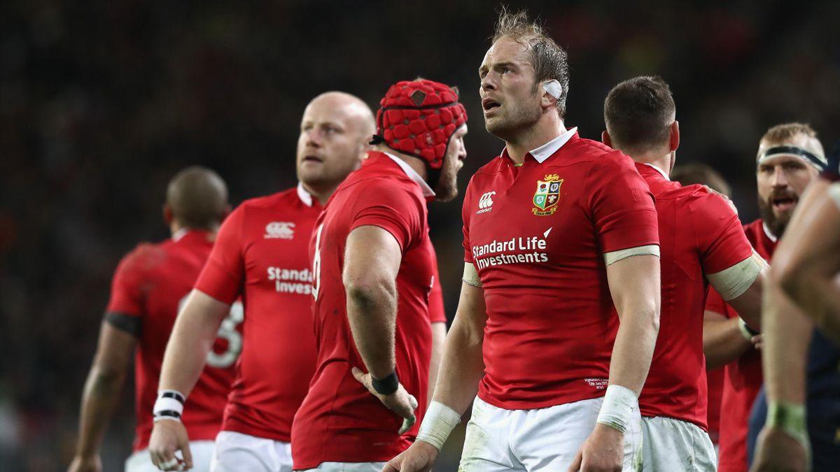 Pressure on Alun Wyn Jones to justify British and Irish Lions selection -  Eurosport