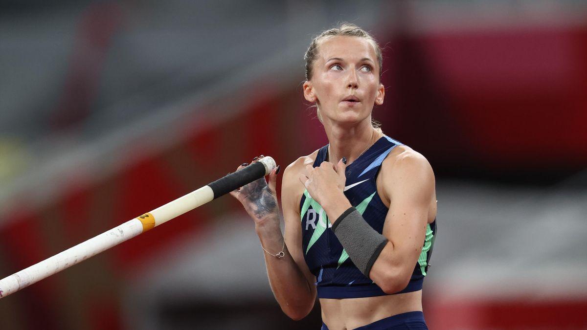 Анжелика Сидорова, Россия, легкая атлетика, Олимпиада-2020 в Токио