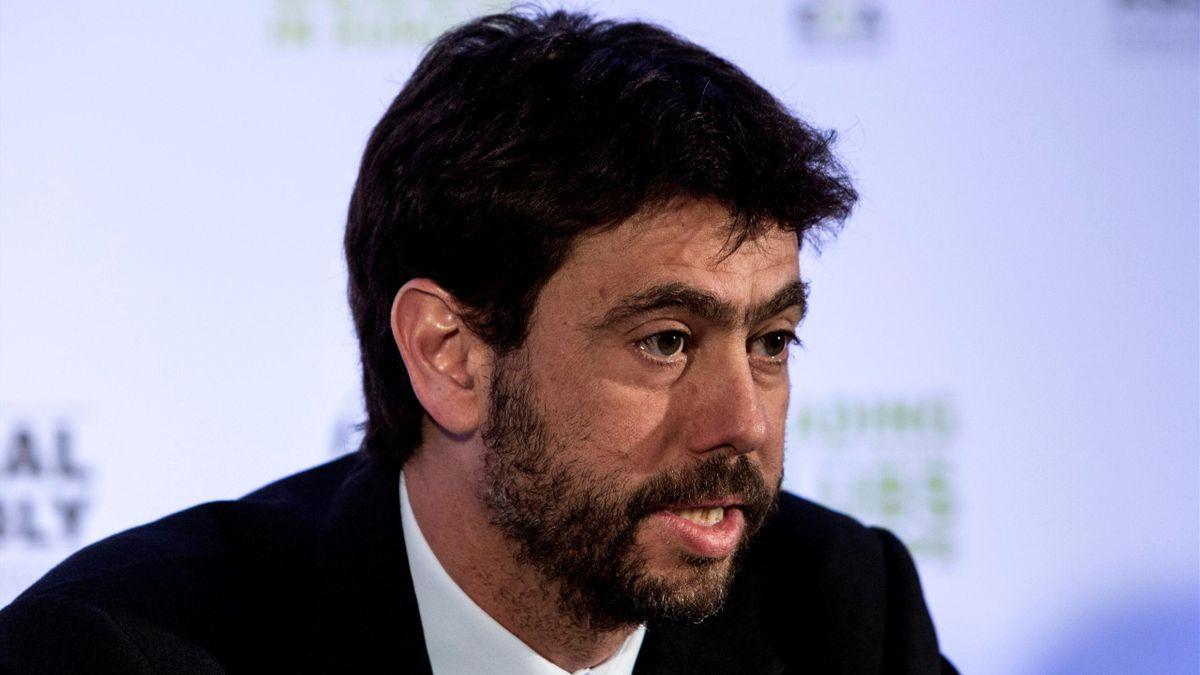 Juventus boss Agnelli elected as head of European Club ...
