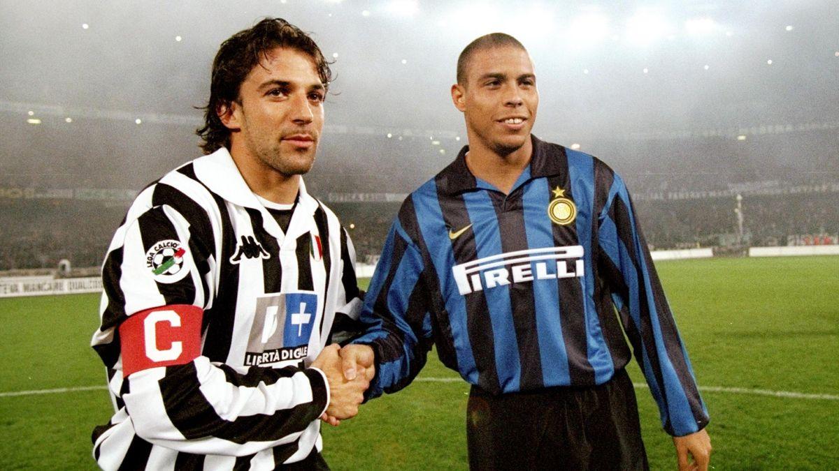 Ronaldo, Alessandro Del Piero
