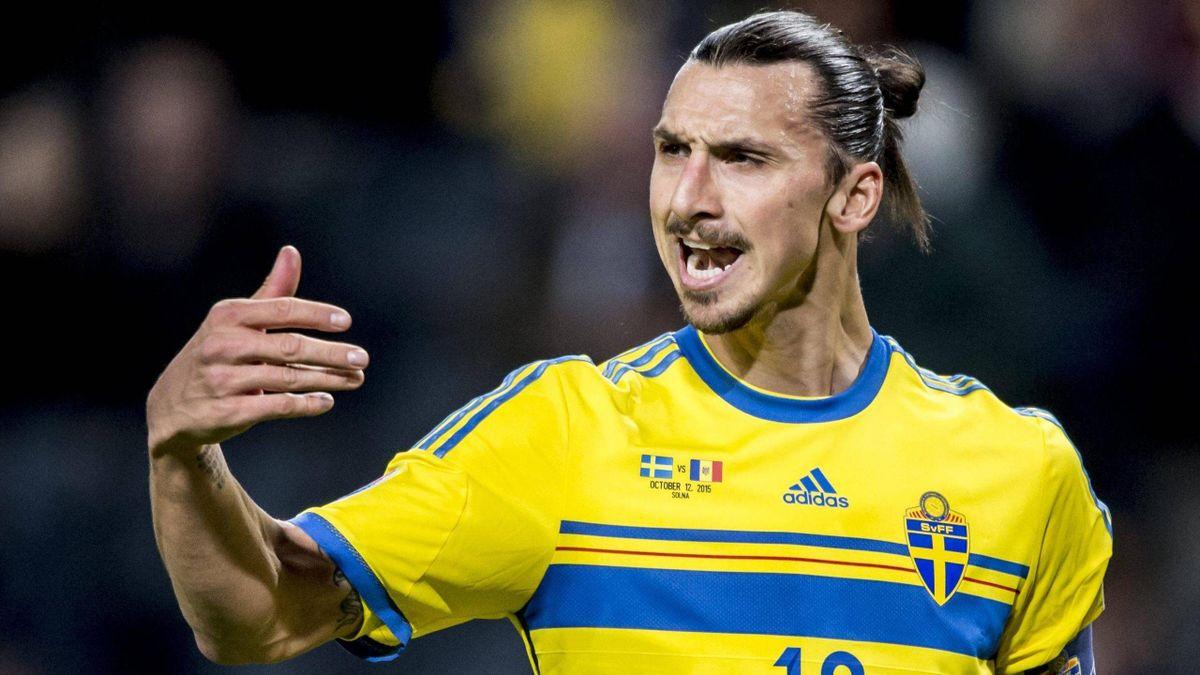 Zlatan Ibrahimovic spielt seit 2001 für Schweden
