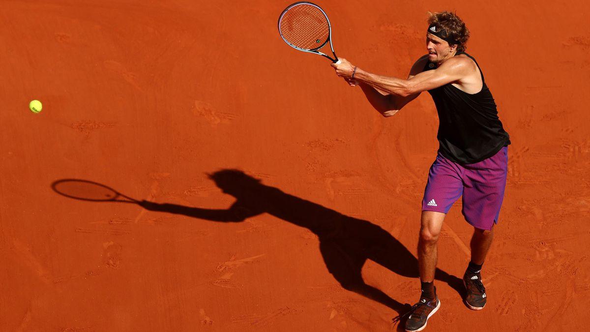 Roland-Garros: Great battle between Tsitsipas and Zverev