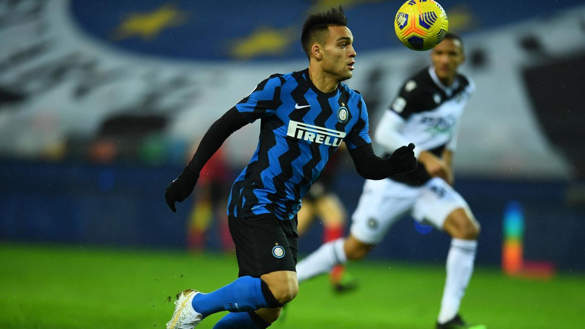 Udinese-Inter, Serie A 2020-2021: Lautaro Martinez (Getty Images)