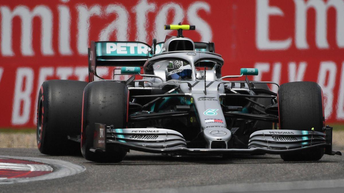 Valtteri Bottas (Mercedes) - GP of China 2019