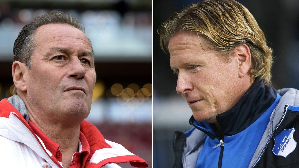 Huub Stevens soll die Nachfolge von Markus Gisdol als Trainer der TSG Hoffenheim antreten
