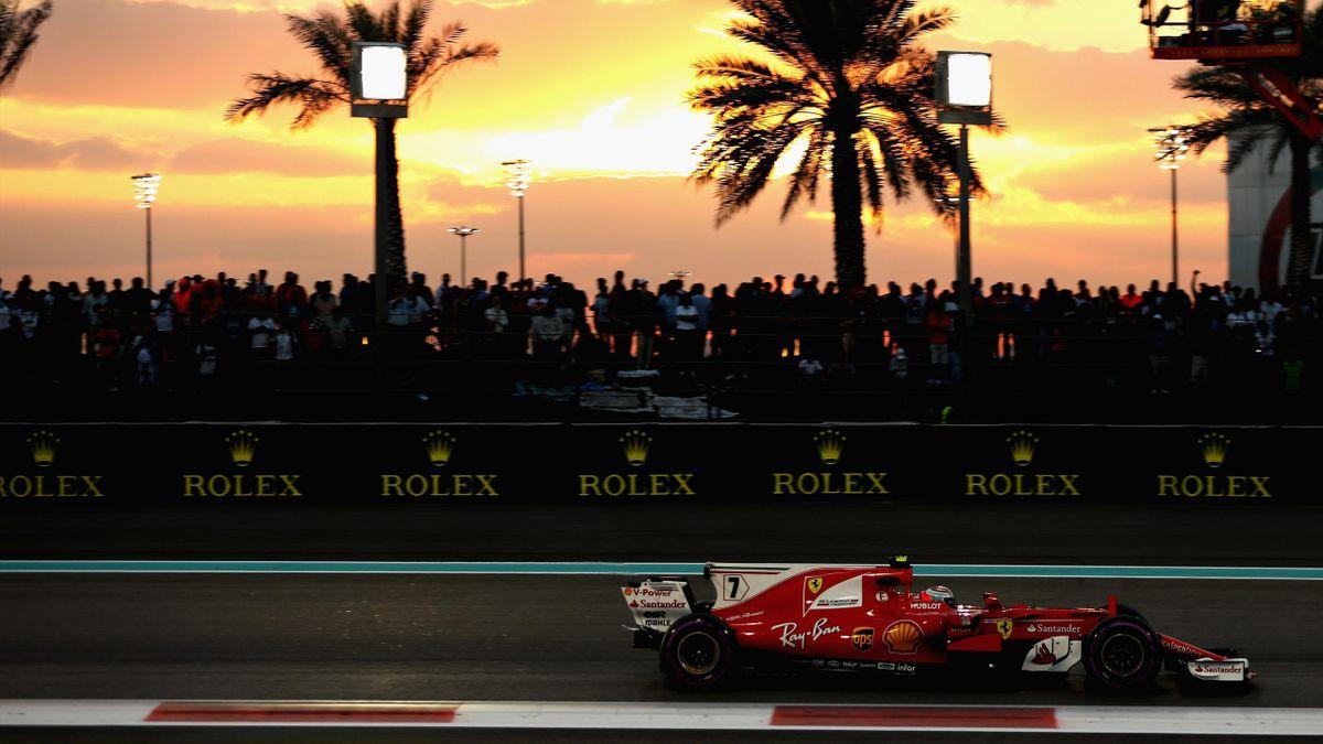 Ferrari, Abu Dhabi