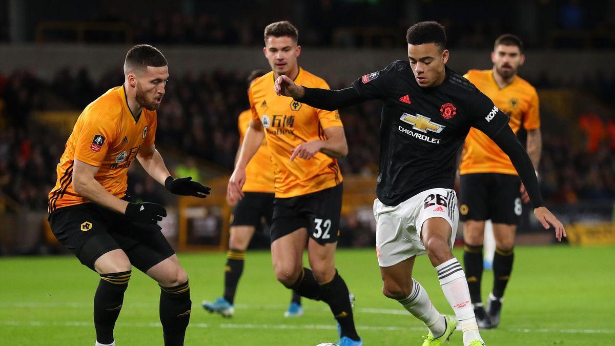 Wolverhampton Wanderers - Manchester United