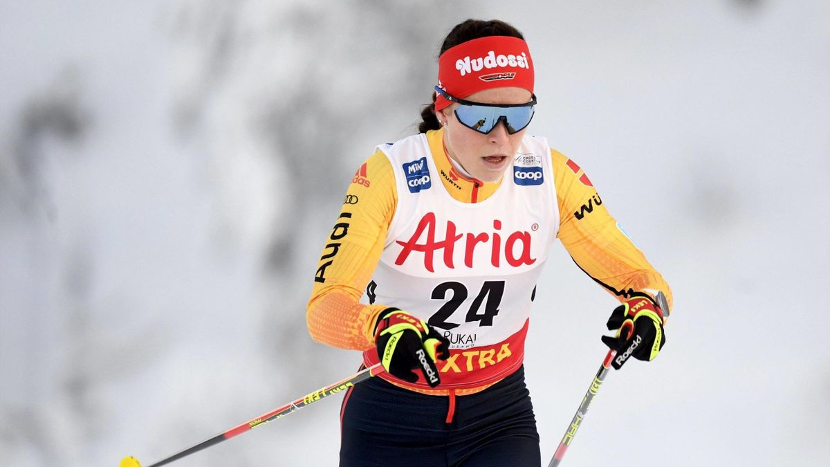 Katharina Henning | Cross-Country Skiing | ESP Player Feature