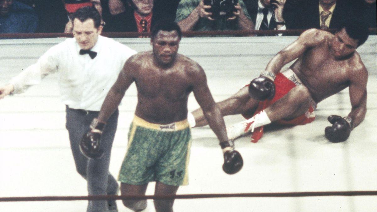 Ali vs Frazier: New York 1971