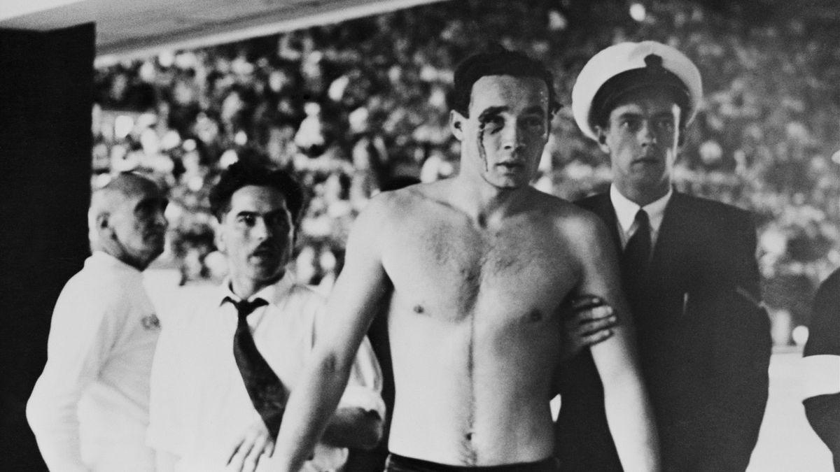 Vér a vízben, Melbourne 1956