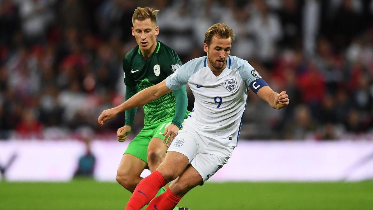 Harry Kane sichert England den Sieg gegen Slowenien