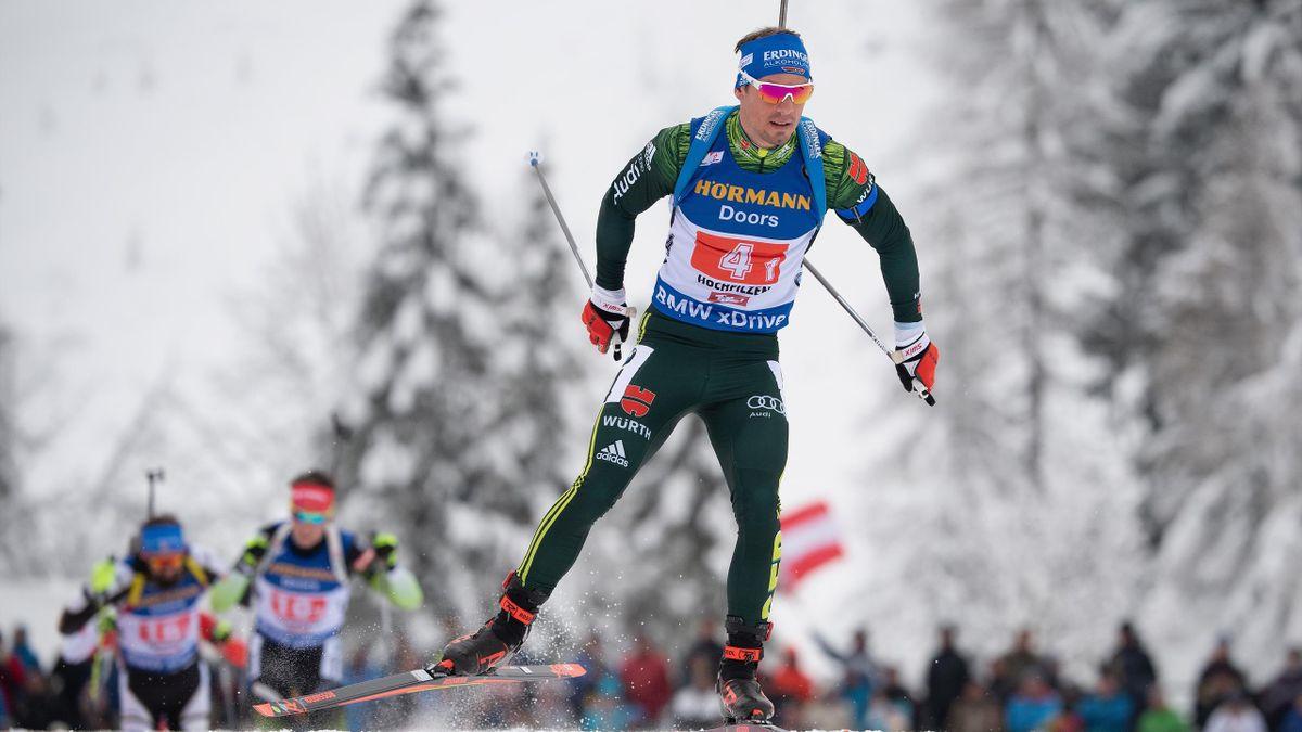 Simon Schempp | Biathlon | ESP Player Feature
