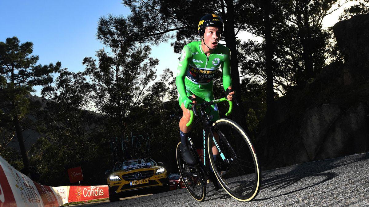 Primoz Roglic - Vuelta 2020