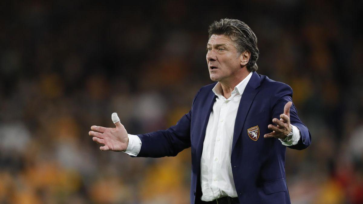 Mazzarri - Wolverhampton-Torino - Europa League 2019/2020 - Getty Images