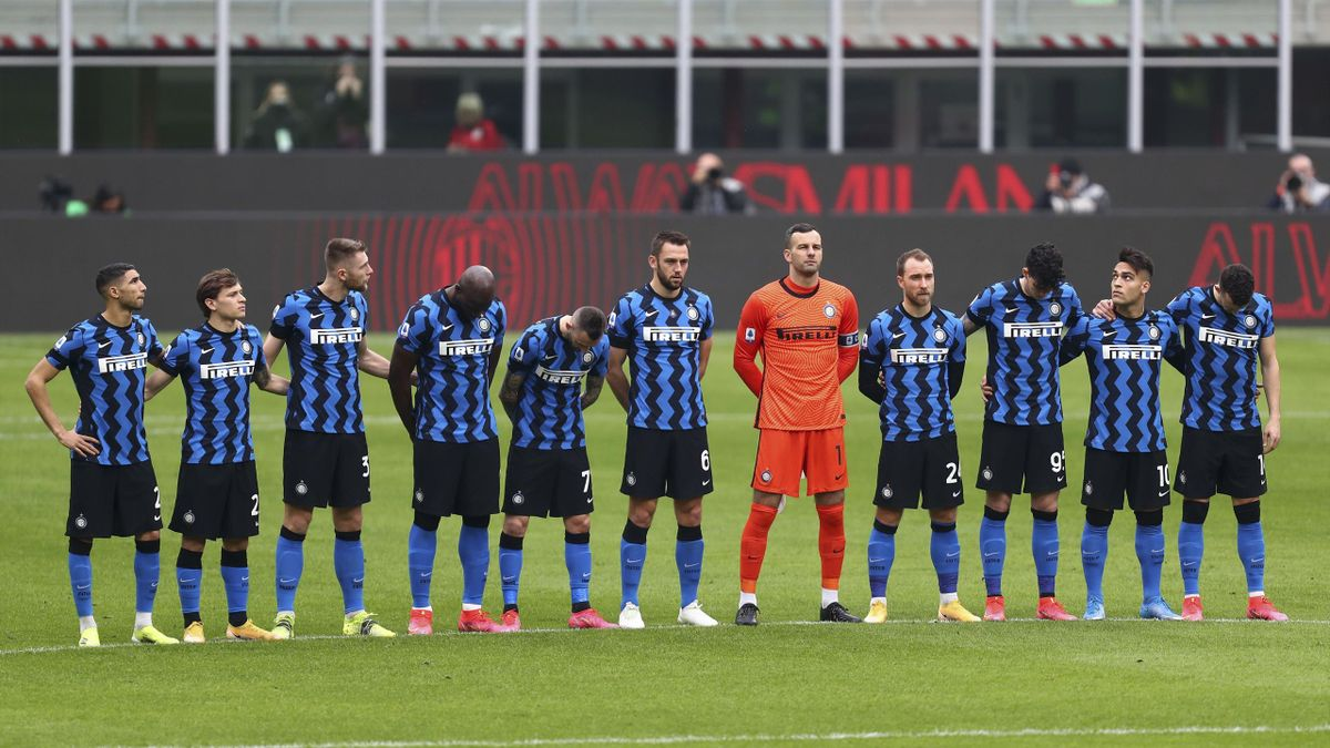 Corona-Ausbruch bei Inter Mailand
