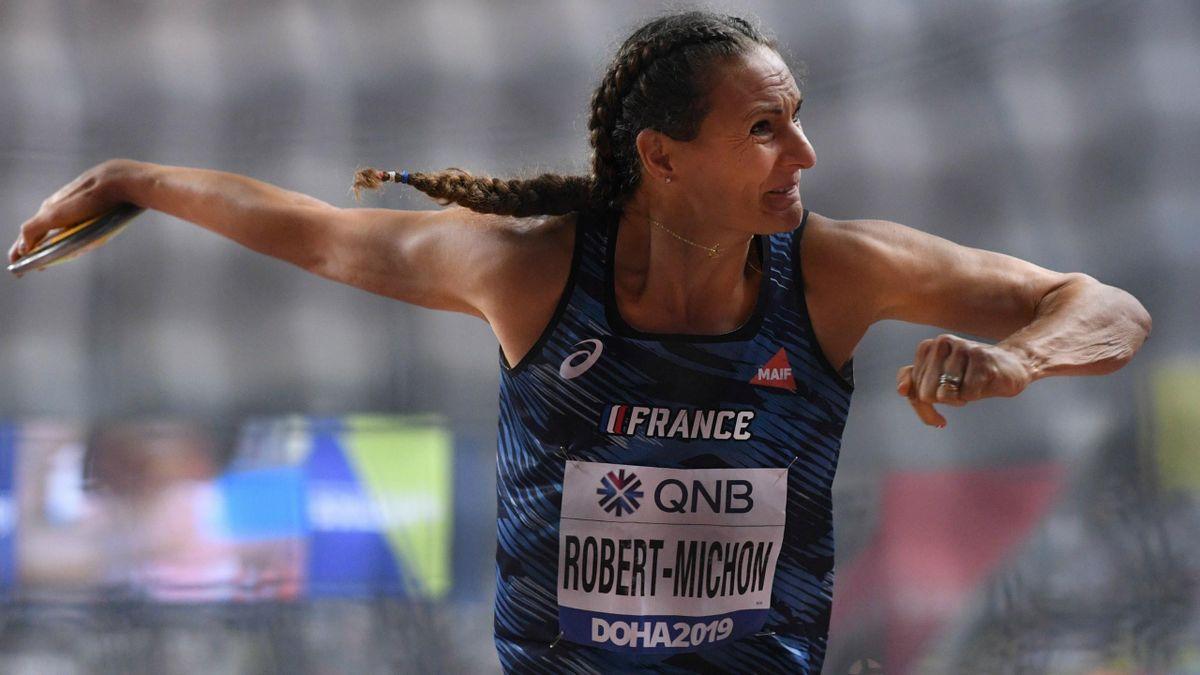 Mélina Robert-Michon (France)