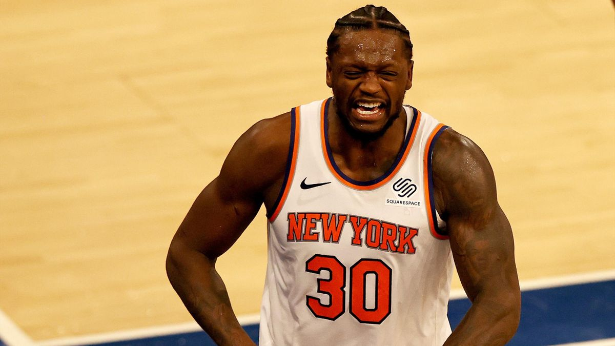 Julius Randle, New York Knicks, NBA 2020-21
