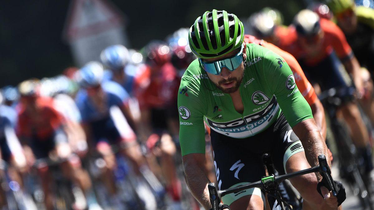 Peter Sagan debütiert 2020 beim Giro d'Italia
