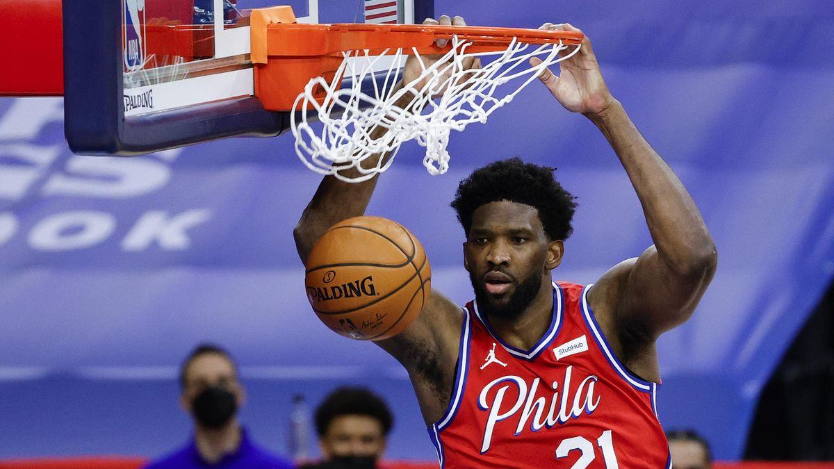 Joel Embiid (Philadelphia 76ers)
