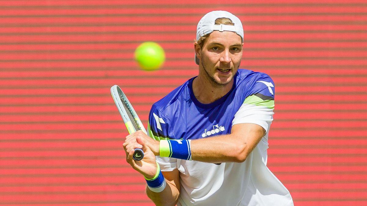 Jan-Lennard Struff freut sich auf die neue Tennis-Saison
