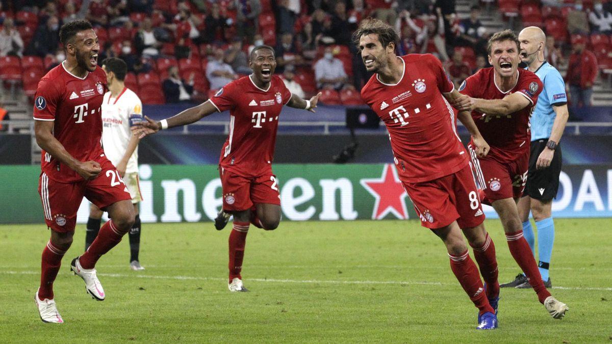 Bayern Munchen - Sevilla 2-1 | Bavarezii au câștigat Supercupa Europei în extra-time