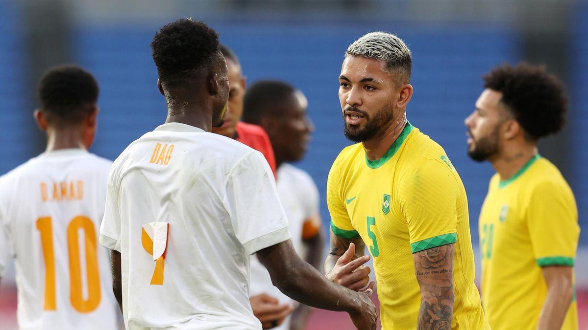 Ivory Coast v Brazil
