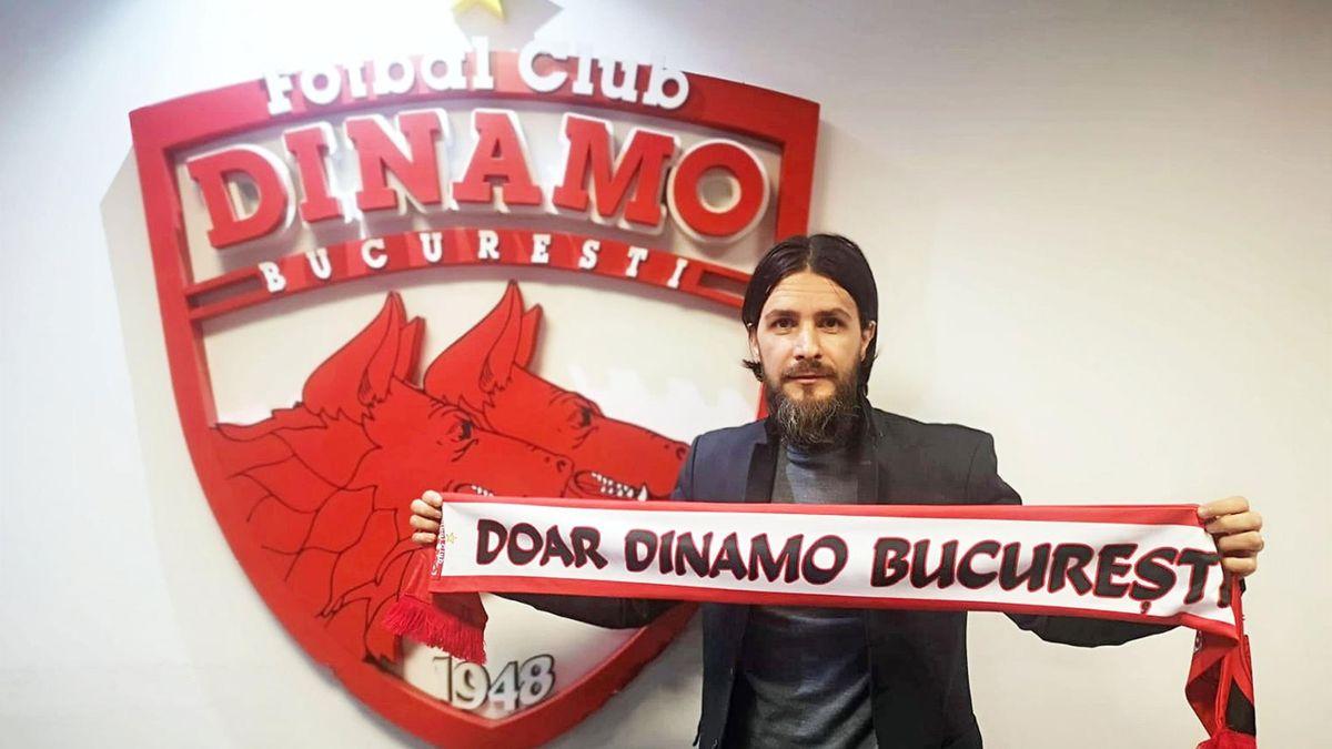 Marius Adrian Nicolae, manager sportiv la Dinamo București