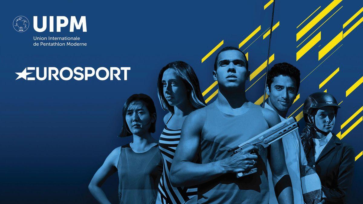 UIPM Modern pentathlon on Eurosport