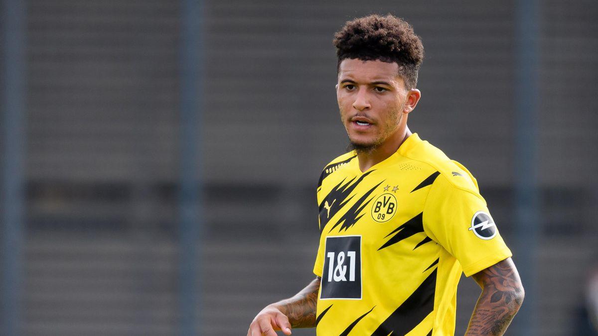 Jadon Sancho este dorit insistent de Manchesr United, dar Borussia solicită 108 milioane de £ în schimbul său