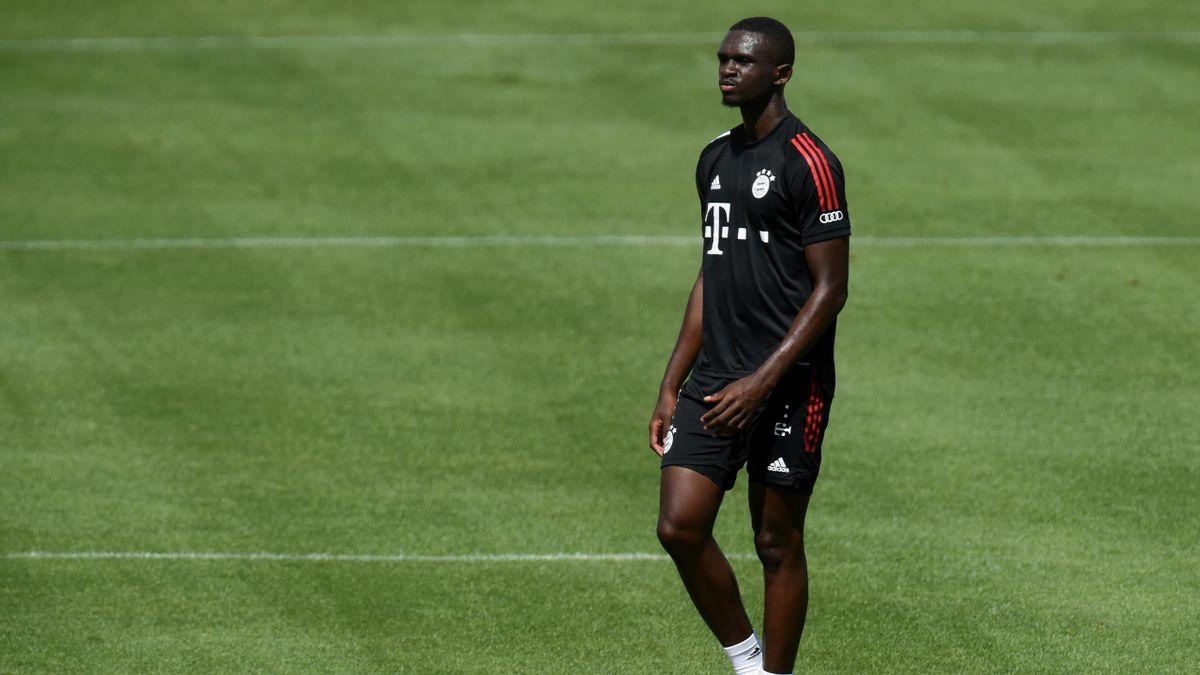 Tanguy Nianzou steht dem FCB vorerst nicht zur Verfügung