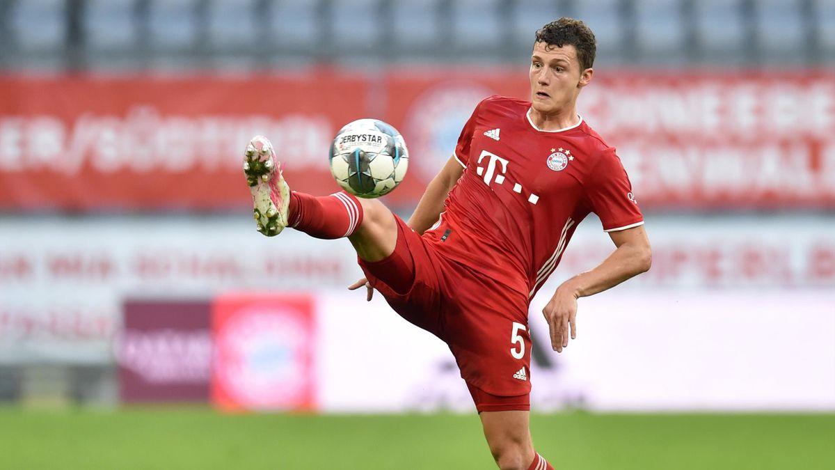 Benjamin Pavard (FC Bayern München)