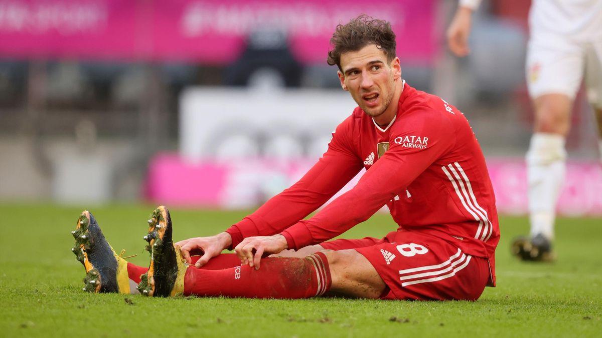 Bayern-Star Leon Goretzka