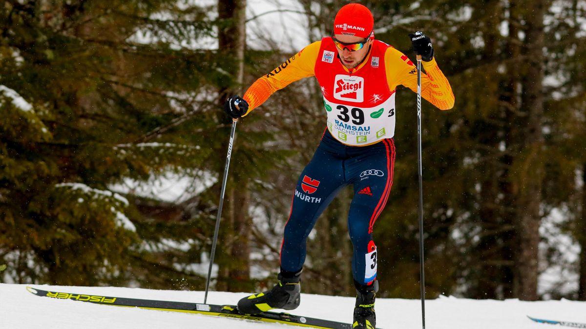 Johannes Rydzek | Nordische Kombination | ESP Player Feature