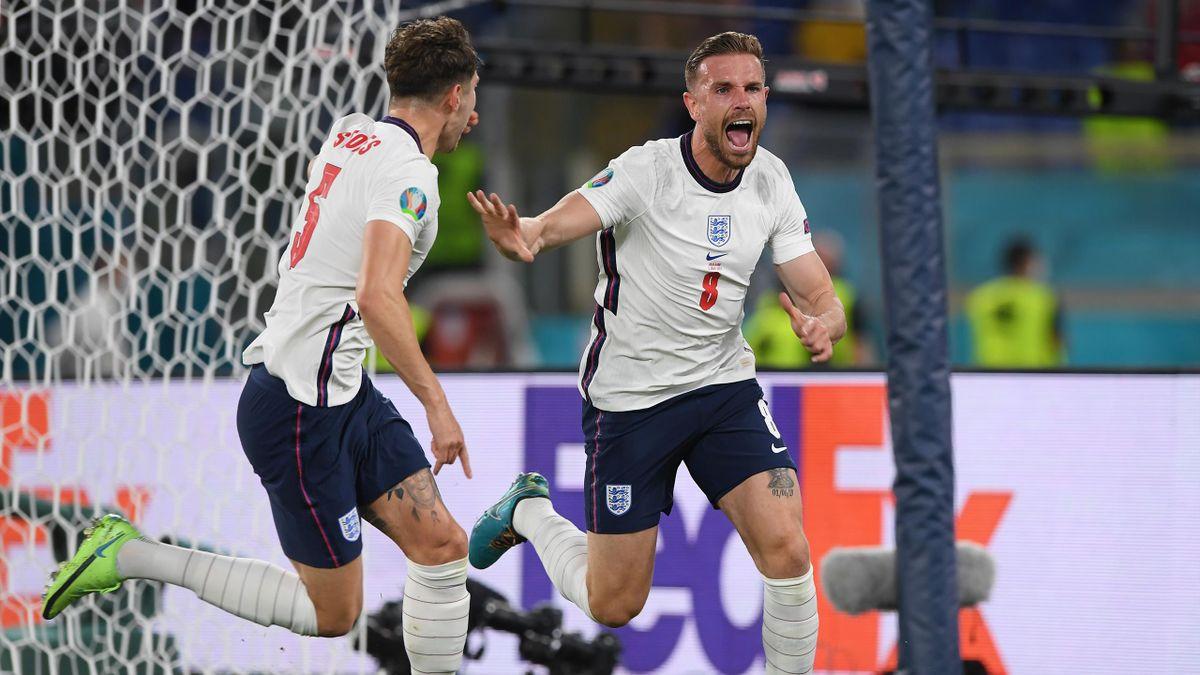Jordan Henderson (England) - EURO 2020
