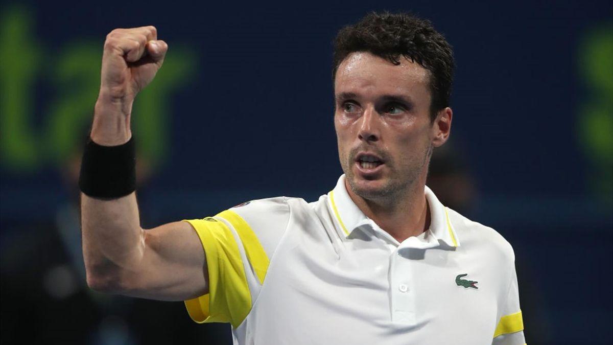 Roberto Bautista, ATP Doha 2021
