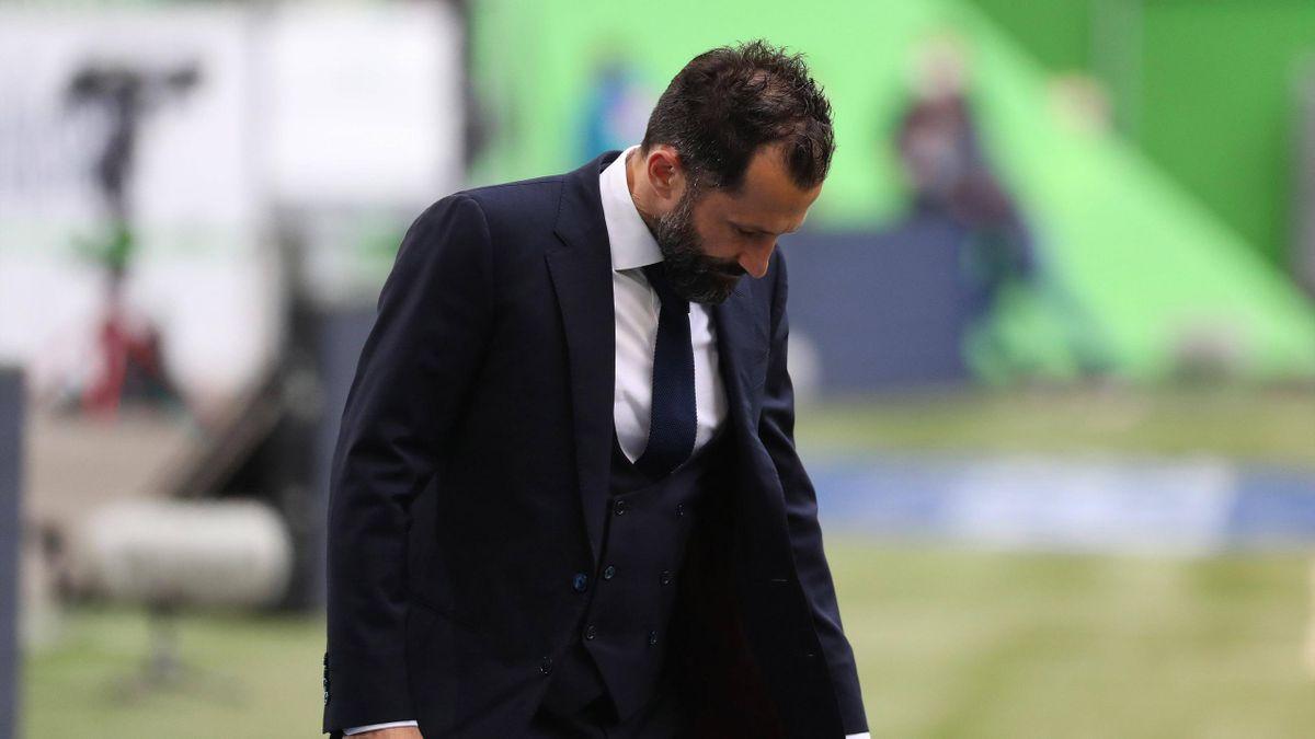 Hasan Salihamidzic vom FC Bayern