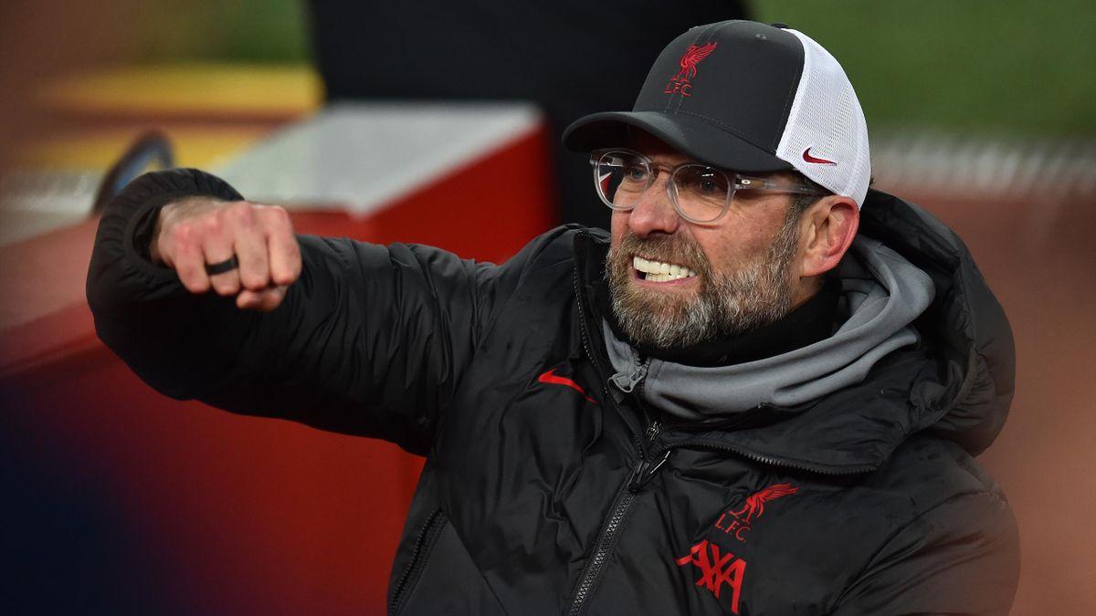 Jürgen Klopp wurde zum Welttrainer 2020 gewählt
